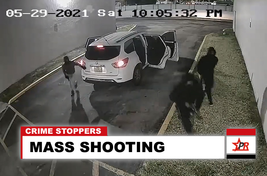 MASS SHOOTING