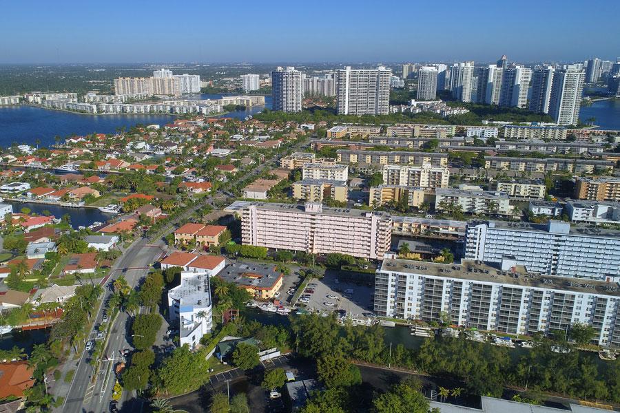 The Eastern Shores of North Miami FL. Photo credit ShutterStock.com, licensed.