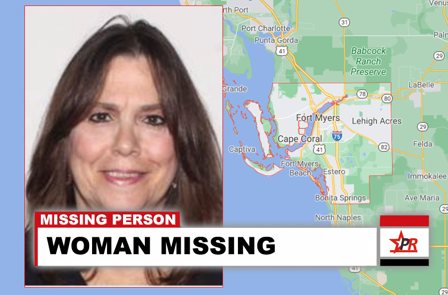 WOMAN MISSING