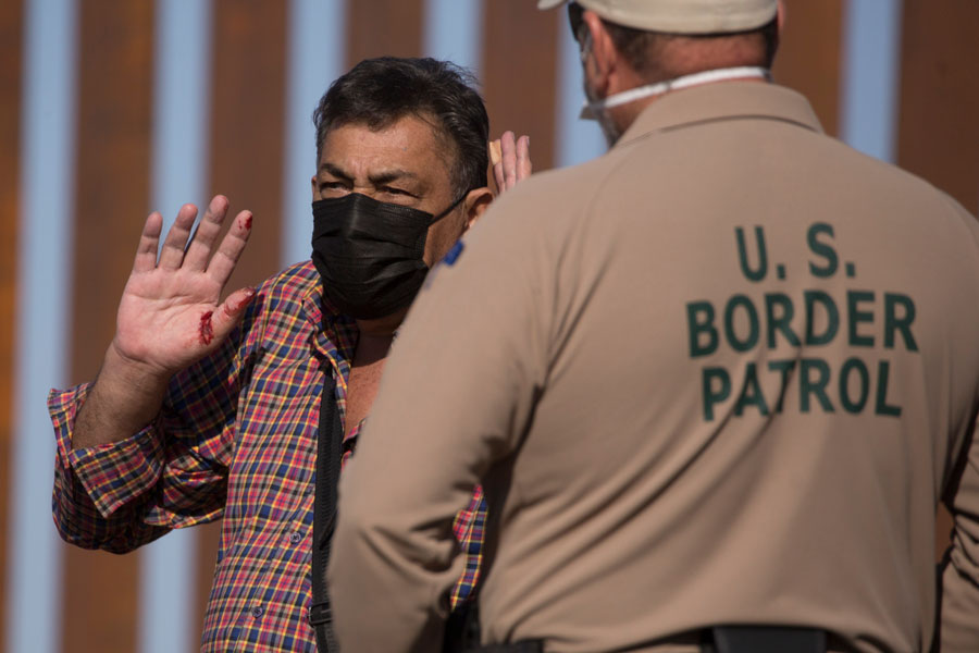 The Biden Administration has directed the DHS and ICE to enter into a contract with the hotel in question – located in Scottsdale – as a way of dealing with the surge of migrants apprehended crossing over into the country. File photo: Ringo Chiu, Shutterstock.com, licensed.