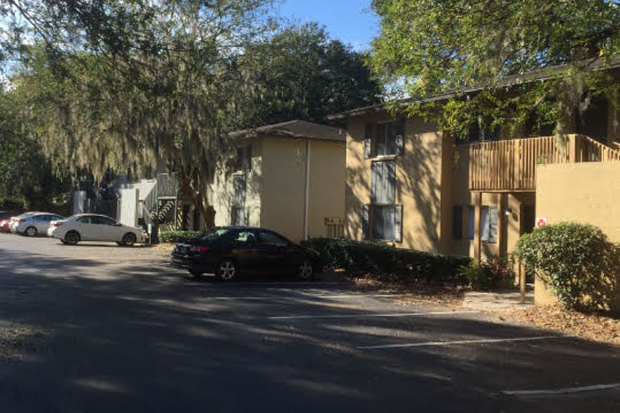 Hampton Forest Apartments, a 152-unit multifamily apartment building in Gainesville, Florida