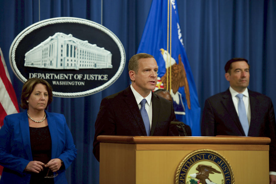FBI Deputy Director Paul M. Abbate delivered the following remarks during a press conference in Washington, D.C., with Department of Justice officials announcing the seizure of ransom proceeds from the group DarkSide following the Colonial Pipeline network compromise.