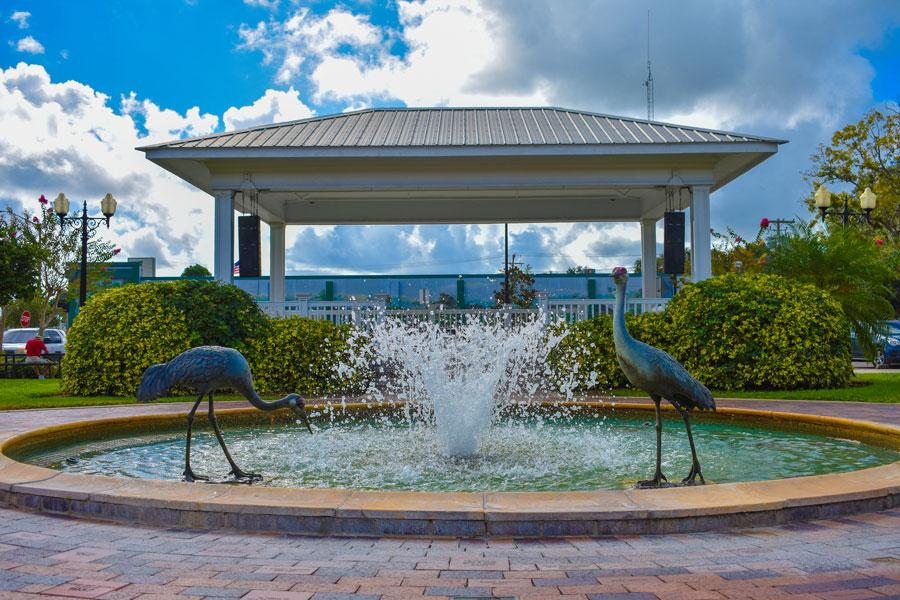 Downtown Wauchula Florida Architecture. Photo credit ShutterStock.com, licensed.