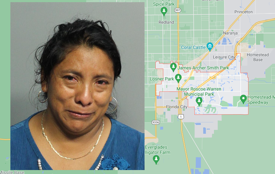COPS: Homestead Woman Hired To Transport Toddler To Daycare Left Child In Vehicle For Hours; Charged With Aggravated Manslaughter