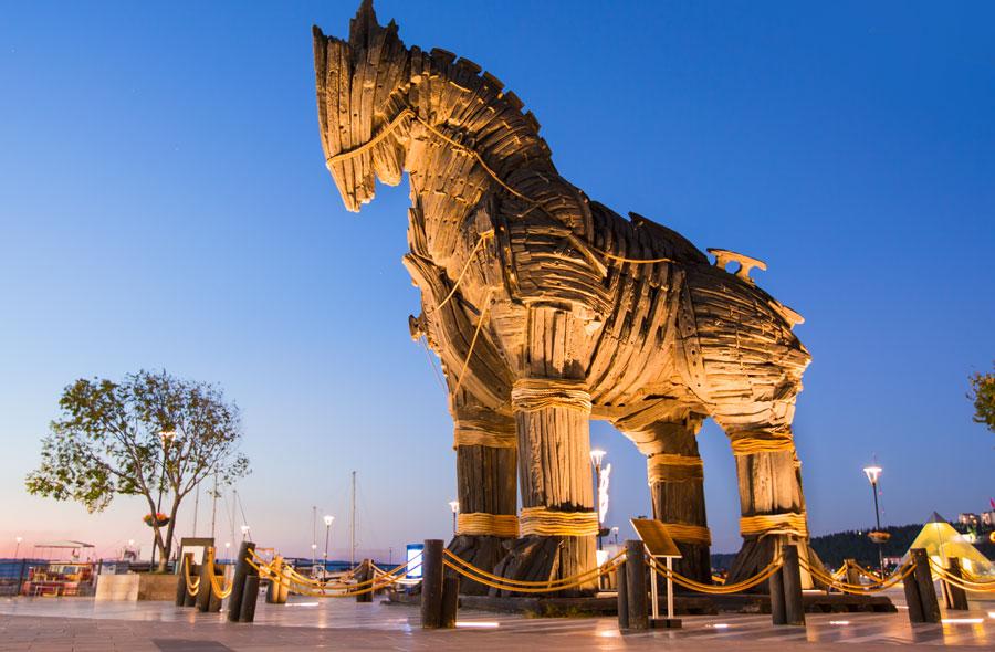 The Terrorist-Trojan Horse