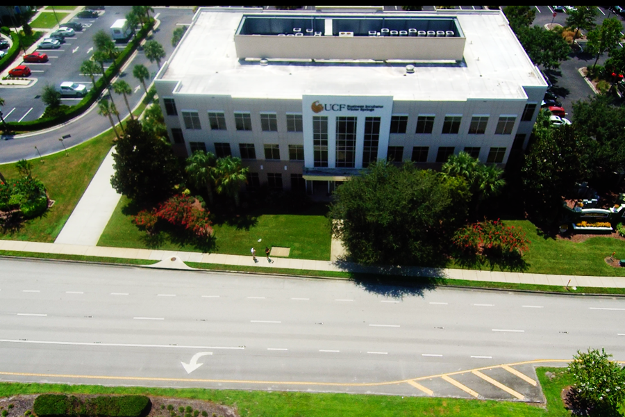 Vistawilla Office Center, built in 2006, is located at 1511 E. SR 434 at the intersection of State Road 417.