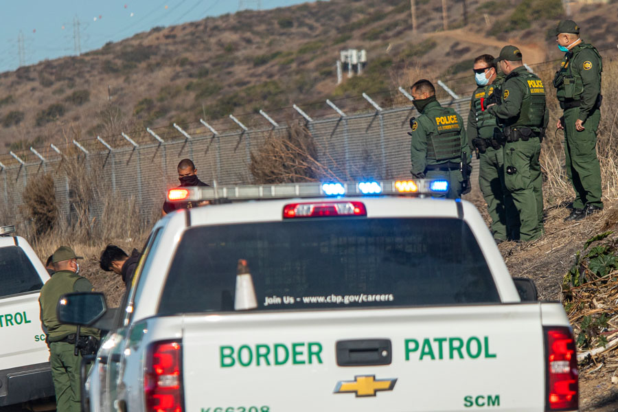 Officials originally anticipated border crossings to drop as the summer heat became worse, but June's data has indicated that is not the case; the border crisis appears to only be getting worse. File photo: F Armstrong Photography, Shutterstock.com, licensed.