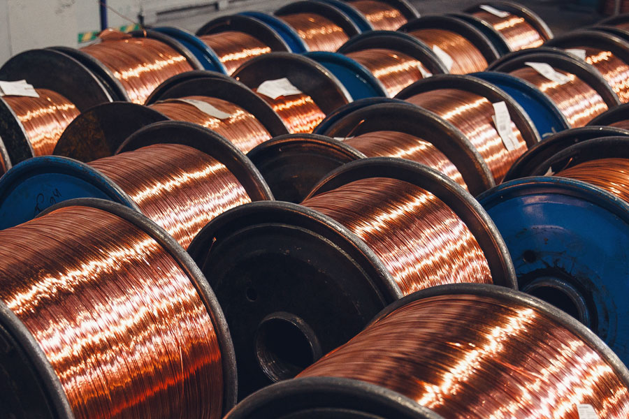 Copper is often called Dr. Copper because of its critical applications in a wider range of industries than other commodities. A number of factors point to a severe scarcity in copper over the decades and concomitantly to a severe scarcity in energy and many other commodities.  File photo: ShutterStock.com, licensed.