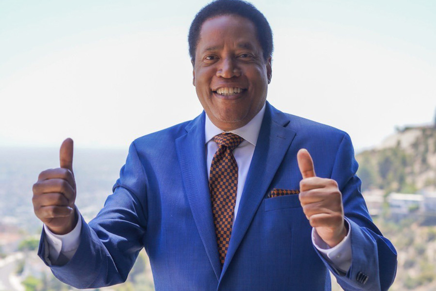 Conservative talk radio host Larry Elder announced that he will now be a candidateto potentially replace current Governor Gavin Newsom in the state's upcoming recall election on September 14.