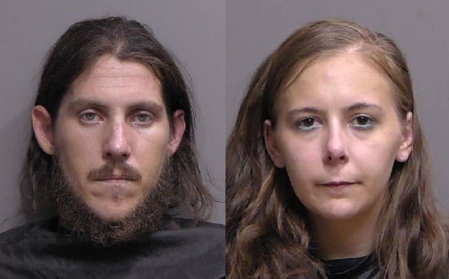 Steven Magnolia, 34, and Alyssa Humphrey, 29 were both placed under arrest and transported to the Sheriff Perry Hall Inmate Facility. Magnolia was arrested for possession of drug paraphernalia/equipment and trafficking fentanyl. Humphrey was arrested for possession of drug paraphernalia/equipment, possession of cocaine, and trafficking fentanyl.