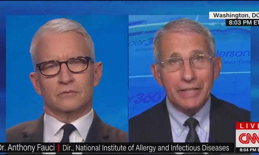"""Fauci: If More Americans Get Vaccinated, Country Could Get """"some Good Control"""" Over Pandemic By Spring Of 2022"""
