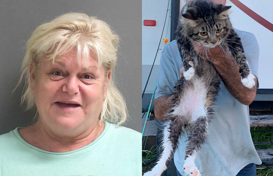 Woman Charged With Animal Cruelty