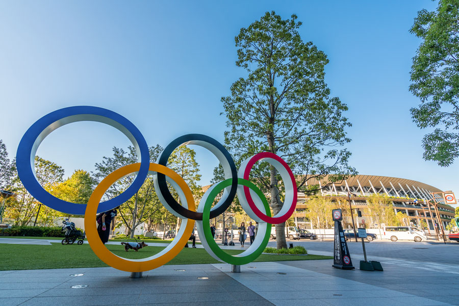 Tokyo welcomed the summer Olympic Games from July 23 to August 8 2021. The competition, originally scheduled for 2020, was postponed due to Covid-19.