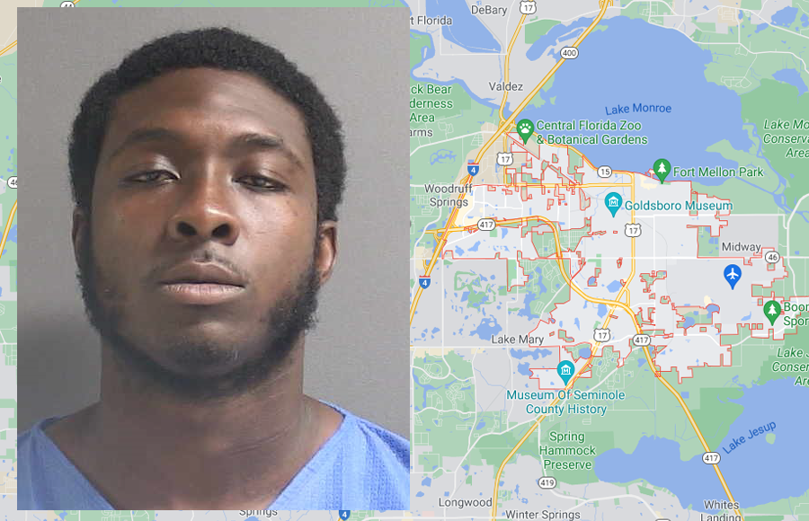 According to authorities, Wilbert Anthony McFadden Jr., 24, of Sanford, is also charged with kidnapping, aggravated assault with a deadly weapon, possession of a weapon by a convicted felon, and battery in a separate incident at a Deltona gas station on August 10. The investigation into the Evans homicide remains active and ongoing, and additional charges are possible.