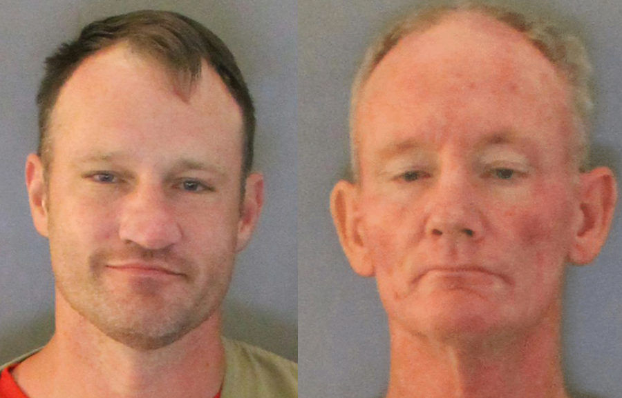 Once the residence was deemed safe, members located two subjects within the home identified as Daymond Davis Nolte, 41, and Daniel Paul Rogers, 49.  Both Nolte and Rogers are currently housed at the Charlotte County Jail on no bond.