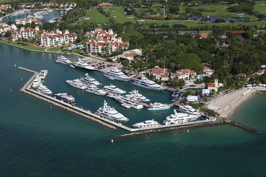 Fisher Island Club is an exclusive private island paradise with world-class resort amenities and luxury hotel accommodations just minutes from downtown Miami.
