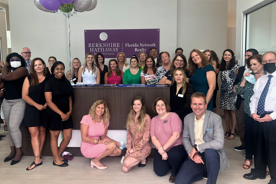 Berkshire Hathaway HomeServices Florida Network Realty has opened a new branch office on San Jose Boulevard in Mandarin.