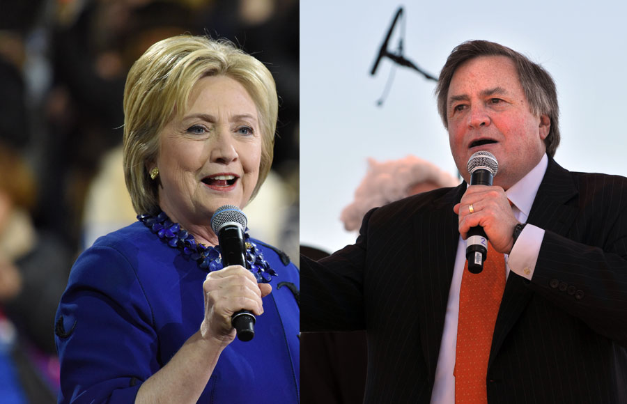 Dick Morris, former advisor President Bill Clinton, was interviewed on Sunday and when the discussion turned toattorney Michael Sussmann's indictment by special prosecutor John Durhamon charges of lying to the FBI, Morris speculated thatit could wind up landing Hillary Clinton in the hot seat next.