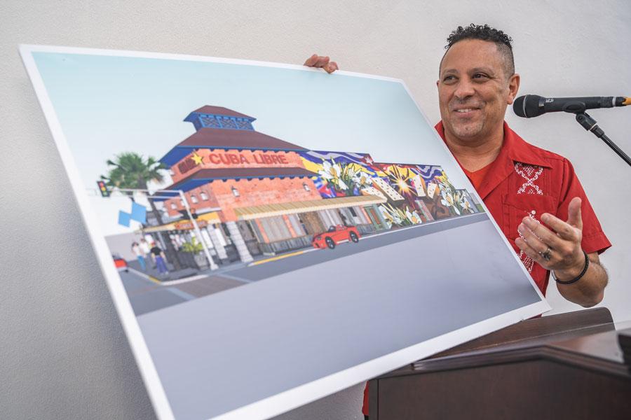 Cuba Libre Restaurant & Rum Bar in Fort Lauderdale