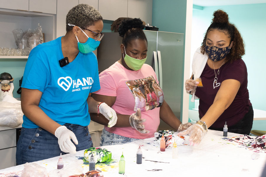 HANDY is one of 13 nonprofits chosen to join the growing community of212 organizations acrossnearly all 50states, transforming the lives of more than1million Americans through bottom-up empowerment.