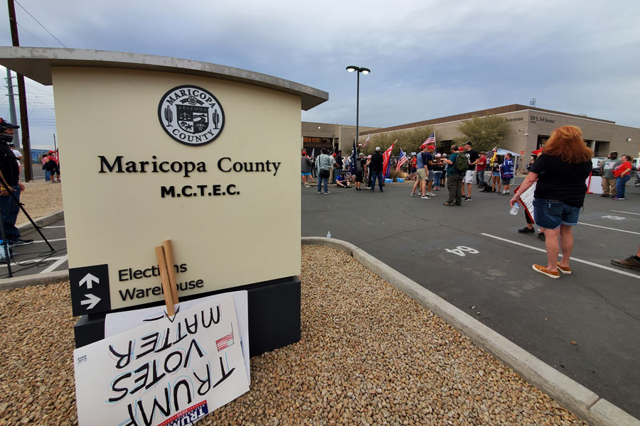 In a September 28 written statement, Arizona Attorney General Mark Brnovich said that his office'sElection Integrity Unit (EIU) has asked the Arizona Senate