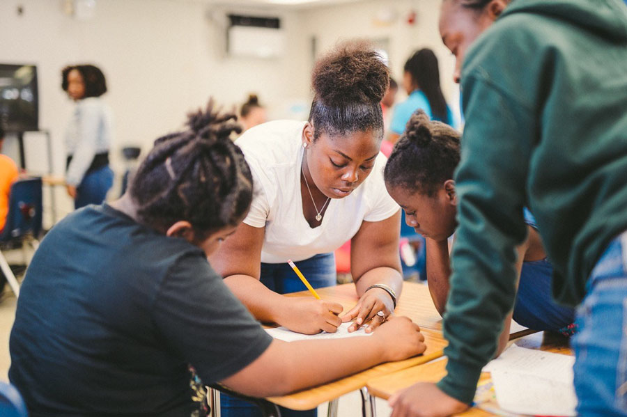 """Nonprofits selectedinto StandTogether Foundation's Catalyst Program are recognized fordelivering exceptional results, demonstrating """"outside-the-box"""" thinking, and embracing community-driven and people-centered approaches."""