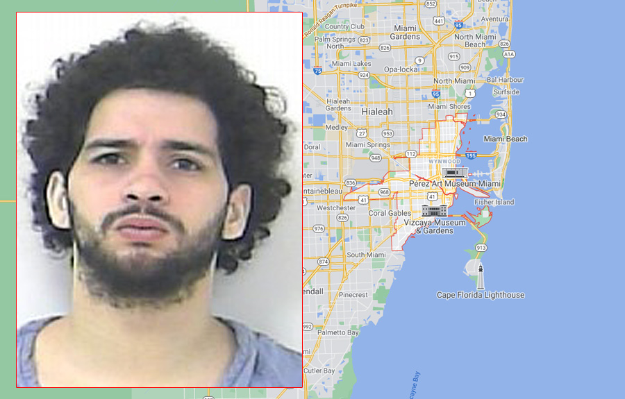 Frankie David Vargas, II, 33, was taken into custody by members of the South Florida Violent Crime and Fugitive Task Force (FBI Agents). Vargas is currently being detained without bond.If convicted, he faces a sentence of up to life in prison.