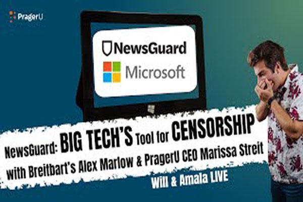 NewsGuard: The Political Elite's Tool For Online Censorship