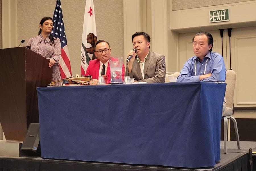 CA GOP Convention