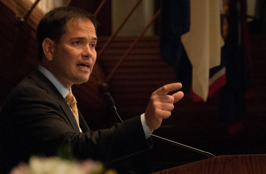 Marco Rubio Accuses Biden Of Playing Politics By Limiting Florida's Access To Life-Saving Coronavirus Antibody Treatments