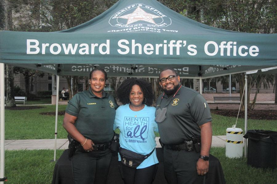 Broward Sheriff's Office and Dr. Sandra Cumper Boynton