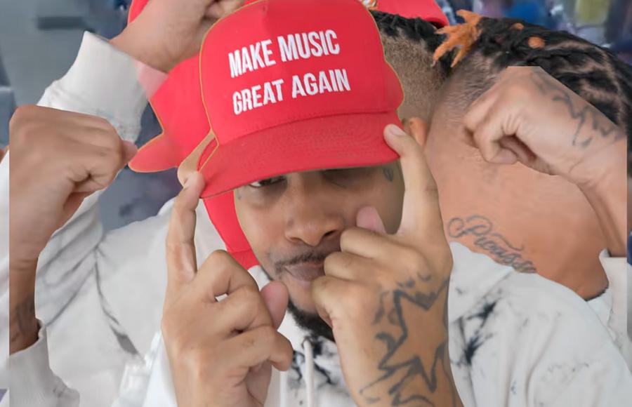 Let's Go Brandon by Loza Alexander Hits #1 Hip-Hop Song In America