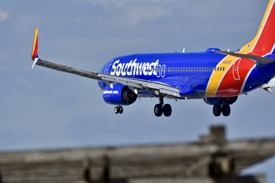Southwest, FAA, Union Deny Reports Of Mass Airline Cancellations As Result Of Vaccine Mandate Strike Yet Cite Staffing Shortage