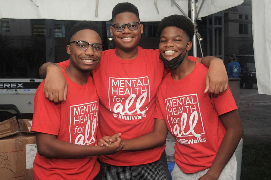 Steven, Tyler and Myles